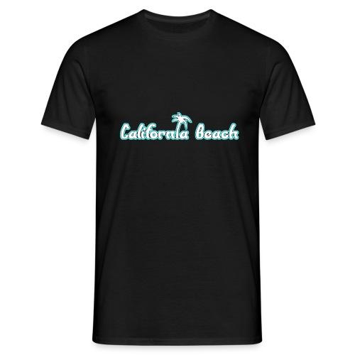 California Beach - T-shirt herr