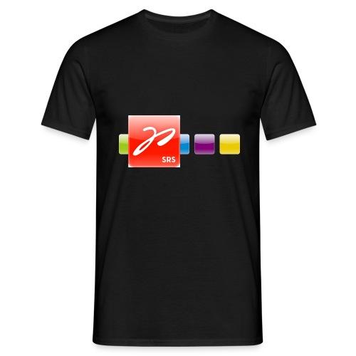 test multicolorlogo 4c orig - Männer T-Shirt
