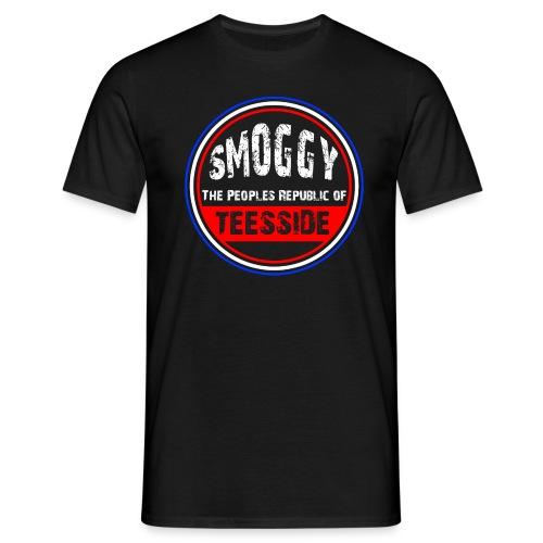 smoggyprt - Men's T-Shirt