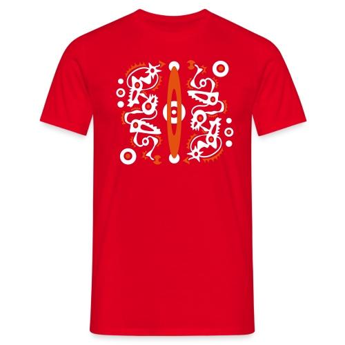 Tribal T-Shirt Design - Männer T-Shirt
