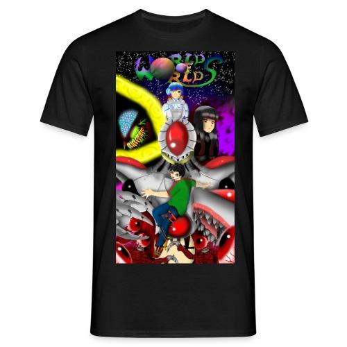 World Of Worlds Dream of Beginning - Camiseta hombre