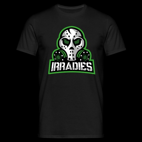 irradies logo 01 11 png - T-shirt Homme