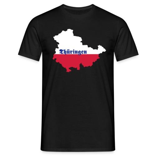 Thüringen - Männer T-Shirt