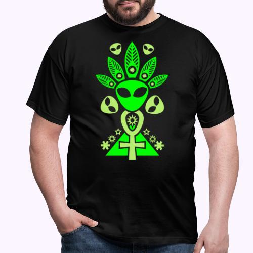 Ankhmania Glow - Camiseta hombre