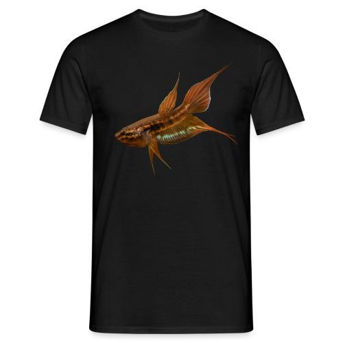 Betta dimidiata - Männer T-Shirt