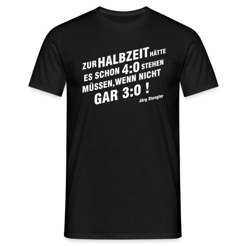 dreizunull - Männer T-Shirt