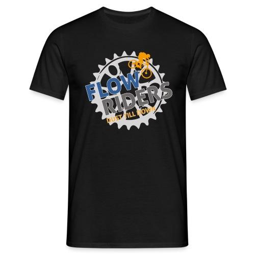 FLOWRIDERS - dust till down - Männer T-Shirt