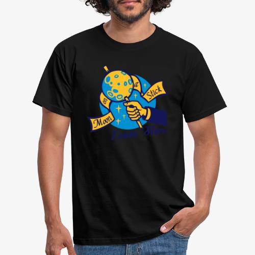 Moon on a Stick - Team Star - Men's T-Shirt