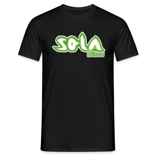 Sola Buende Logo 2017 - Männer T-Shirt