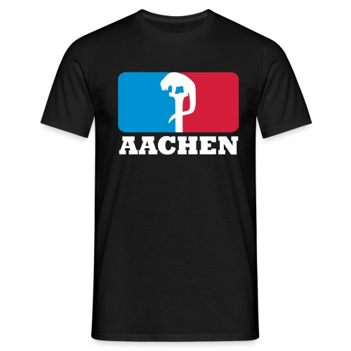 wipnbabahkauvaspreadshirti2 - Männer T-Shirt