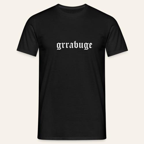 Grrabuge - white - T-shirt Homme
