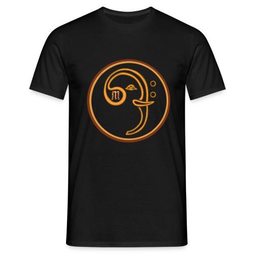 Bass_Elefant_Logo_Finish.png - Männer T-Shirt