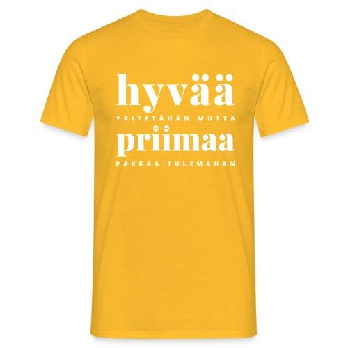 t-shirt-priimaa - Men's T-Shirt
