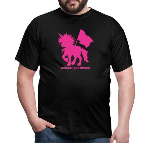 unicorn partisans - Men's T-Shirt