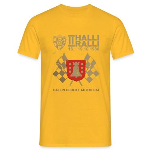 Halli Ralli 1980 - Miesten t-paita