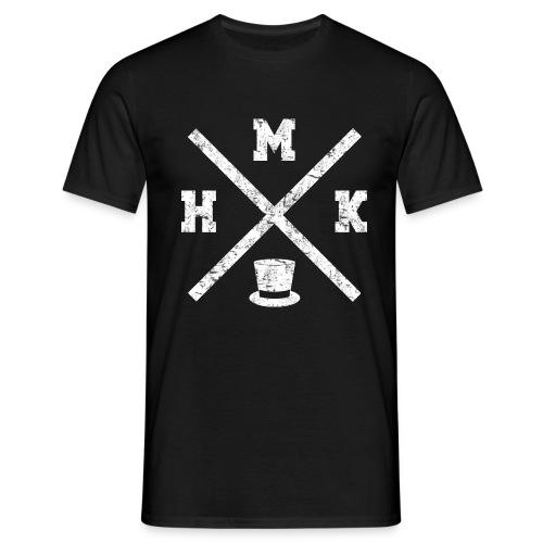 hmkvalkoinen - Miesten t-paita