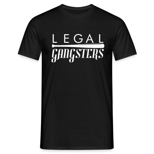 LEGAL GANGSTERS -Crew Design - Miesten t-paita