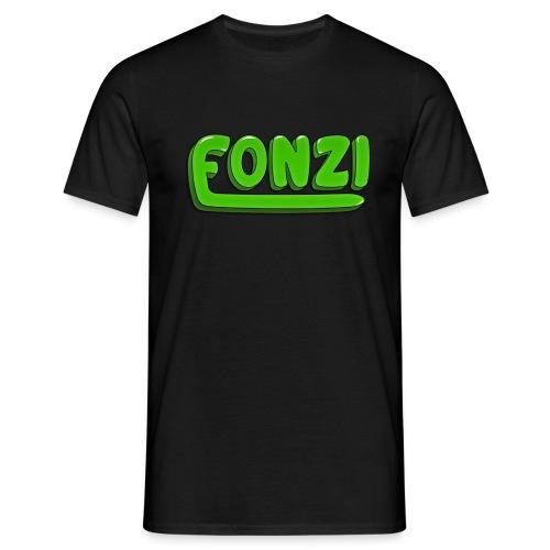 FONZI Official Logo - Maglietta da uomo