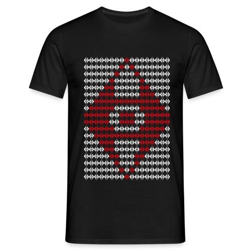 Auge In Auge - Männer T-Shirt