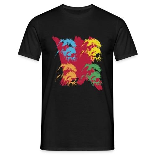 IW Splash red - T-shirt Homme