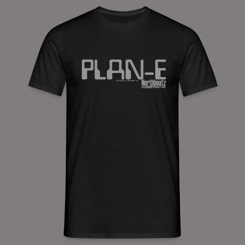 PLAN E ai - Männer T-Shirt