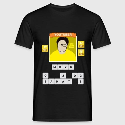 IconTube MrXD - Maglietta da uomo
