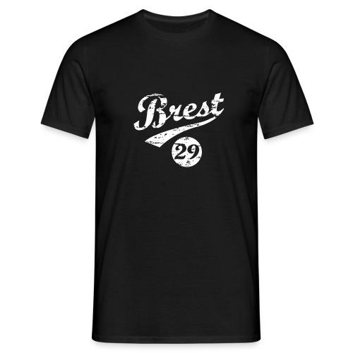 brest 29 white - T-shirt Homme