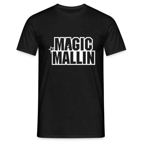 mm sw - Männer T-Shirt