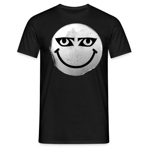 gothday smileylargepng - Men's T-Shirt