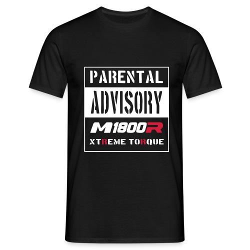 parental vec - Camiseta hombre
