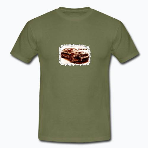 voiture - T-shirt Homme