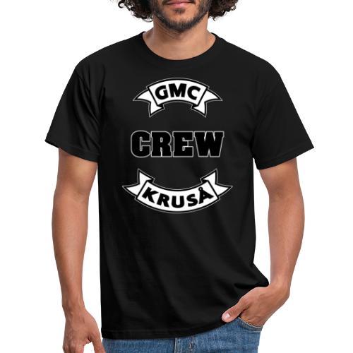 GMC CREWSHIRT - KUN FOR / CREW MEMBERS ONLY - Herre-T-shirt