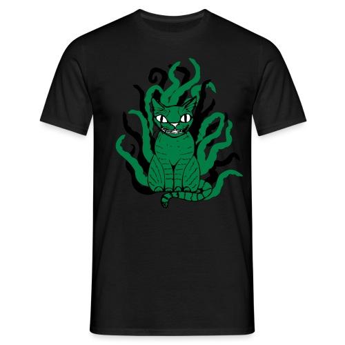 Tentakelkatzi - Männer T-Shirt