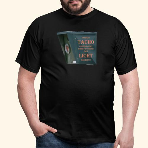 Radargeräte Radarpistole Blitzer - Männer T-Shirt