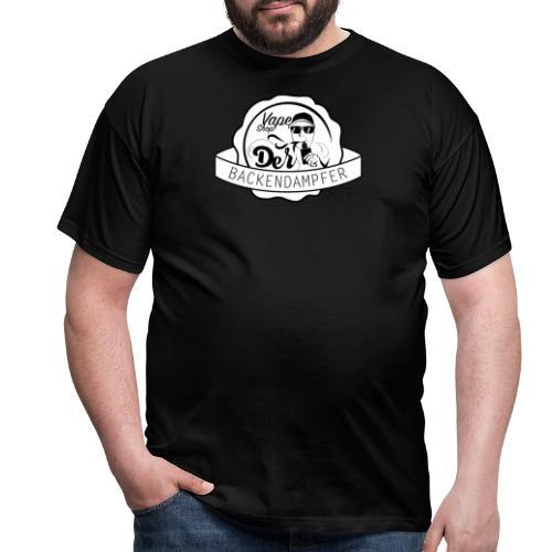 Der Backendampfer Calw Vape Wear - Männer T-Shirt