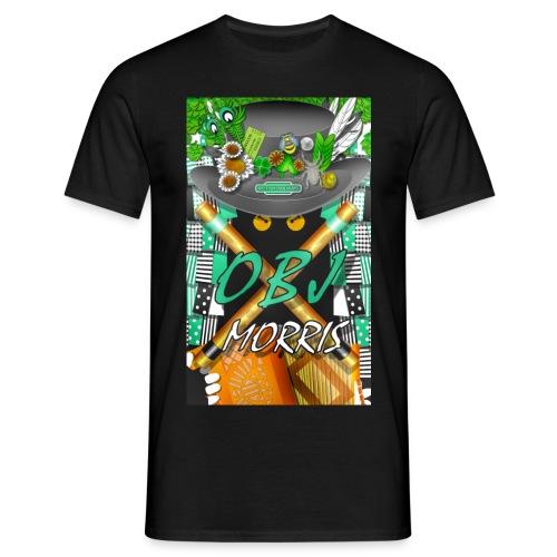 OBJ Border Morris - Men's T-Shirt