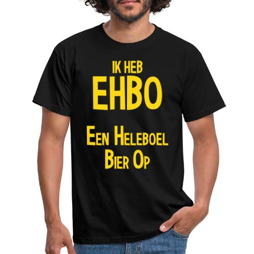 ehbo - Mannen T-shirt
