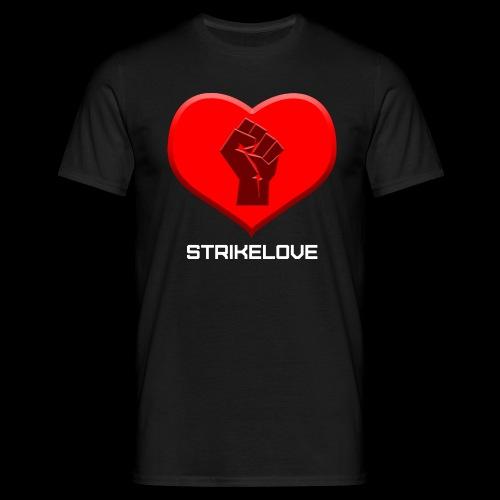 strikeLove - Men's T-Shirt