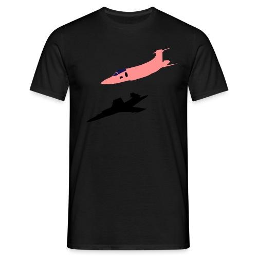 Buccaneer on the Deck - Men's T-Shirt