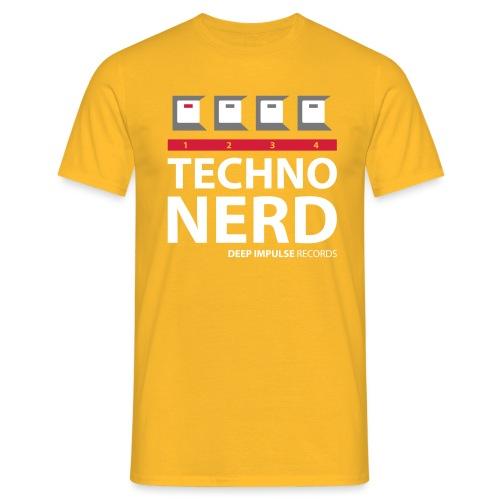 Techno Nerd - Men's T-Shirt