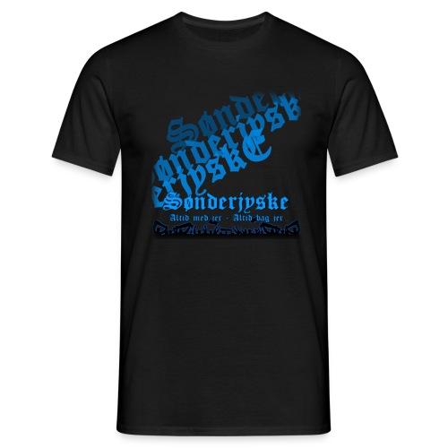 SE altid med jer transparent corner png - Men's T-Shirt