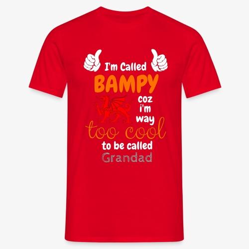 I'm Called BAMPY - Cool Range - Men's T-Shirt