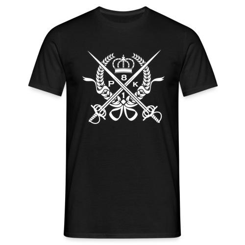 Support PK81 White - T-shirt herr