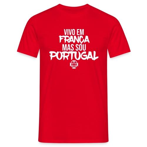 françasouportugal - T-shirt Homme