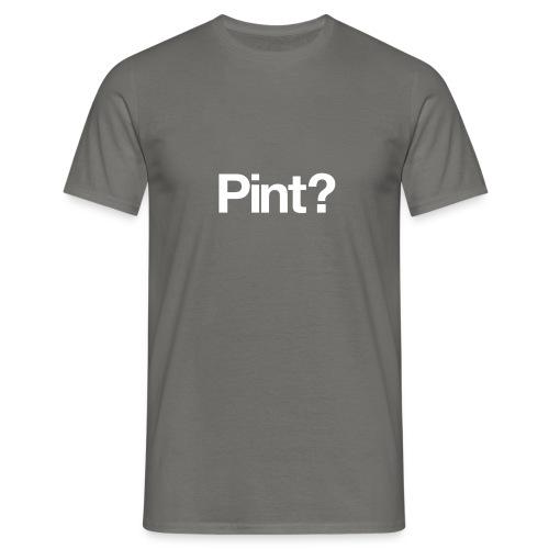 Tee1500 pint 01b - Men's T-Shirt