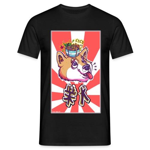 Shiba soleil levant - T-shirt Homme