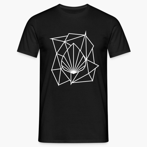 Polygon Augmented Logo - Men's T-Shirt