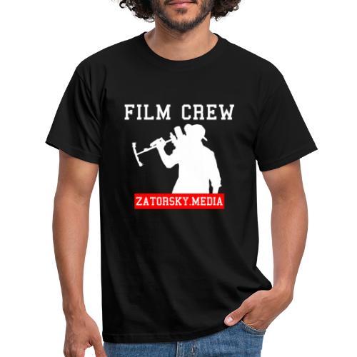 FILM CREW ZATORSKY - Men's T-Shirt
