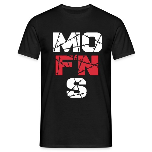 mofnsfront - Men's T-Shirt
