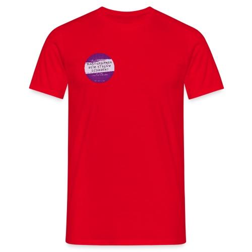 #naunddasbuch Stream - Männer T-Shirt